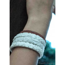 Sangita Conch Bangle