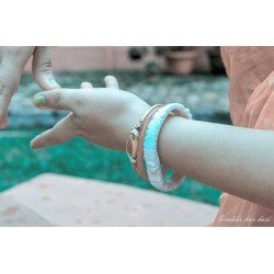 Gauri Conch Bangle