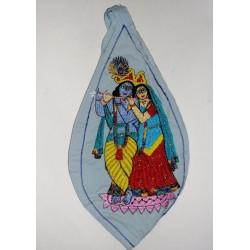 Beadbag Radha Krishna