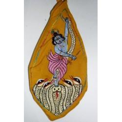 Beadbag Krishna