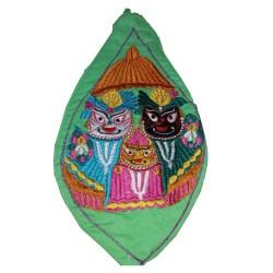 JBS Embroidered Beadbags
