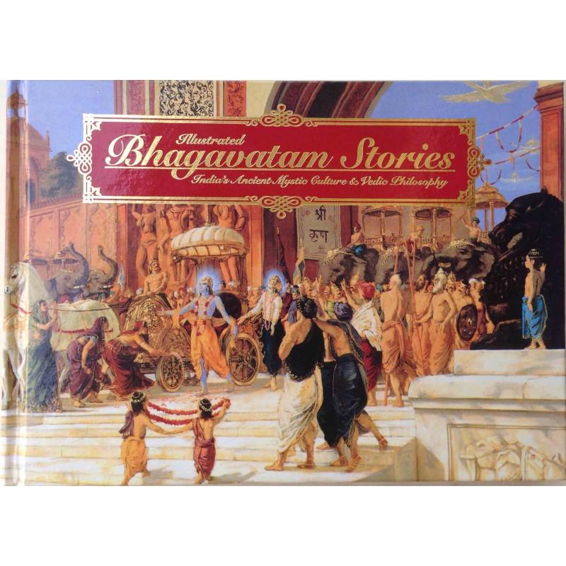 Illustrated Bhagavatam Stories