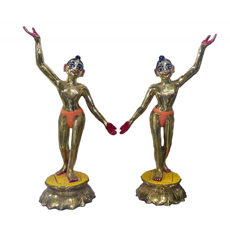 Dancing Gour Nitai
