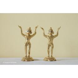 Small Gour Nitai - 12cm