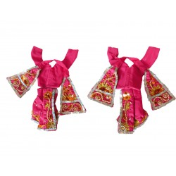 Pink Gour Nitai Dress