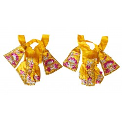Yellow Gour Nitai Dress