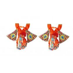 Gour Nitai Dress 4-6 Inch Size