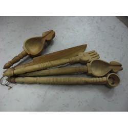 Yajna Spoons