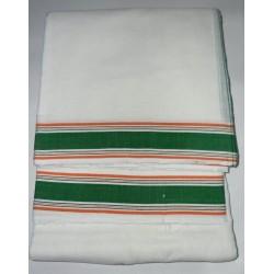 Rajapur Green Border Dhoti