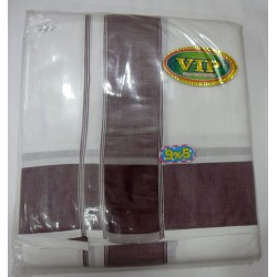 Fancy South Indian Dhoti and Chadar 06