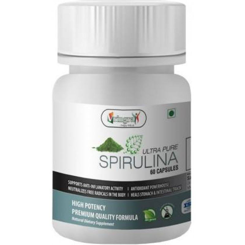 Spirulina Supplement - Weight Loss Capsules