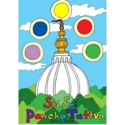Sri Panchatatva Colouring Book