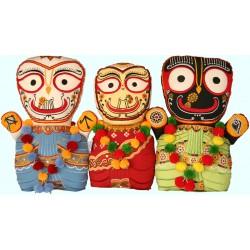 Jagannatha, Baladeva, and Subhadra
