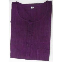 Purple Kurta