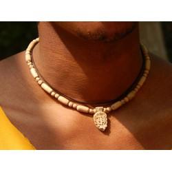 Tulasi Neckbead With Radha Pendant