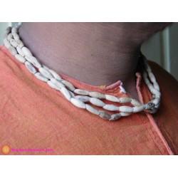 Three Round Neckbead Mridanga Style