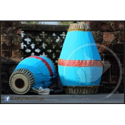 Blue Mridanga Cover