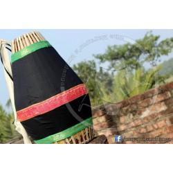 Black Mridanga Cover