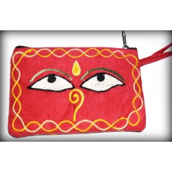 Red Eyes Purse