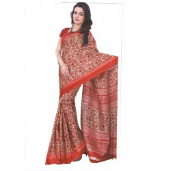 Urvasi Silk Cotton Saree