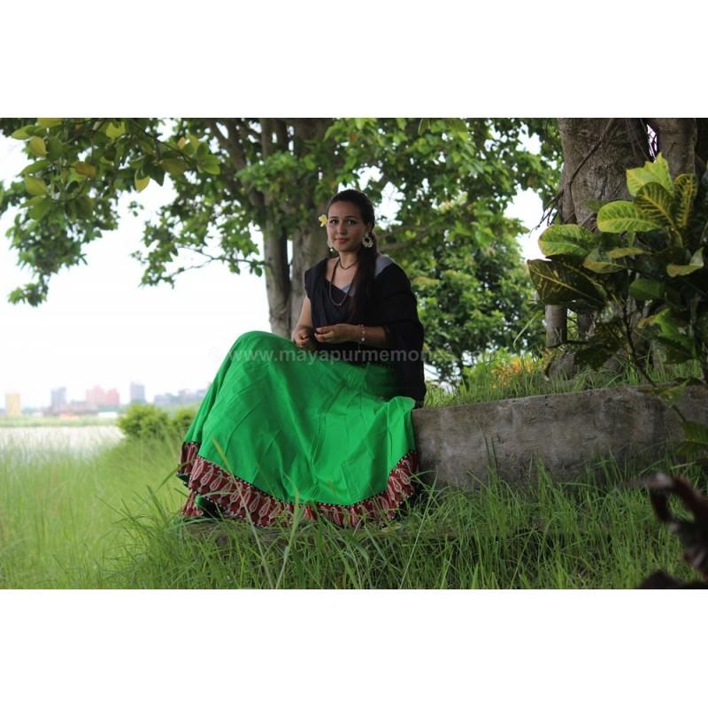 Green Skirt