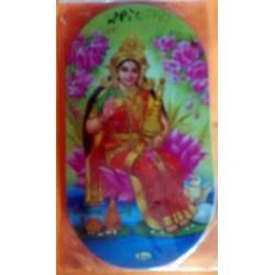Lakshmi Double Sticker - Both Sides