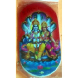 Vishnu Double Sticker - Both Sides