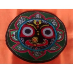 Embroidered Lord Jagannath Sticker