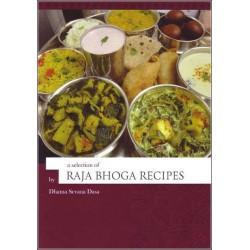 A Selection of Raja Bhoga Recipes