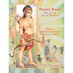 Prince Rama Son of the Solar Dynasty