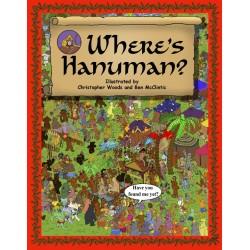 Where's Hanuman ???